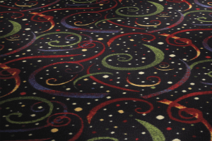 Novelty Commercial Carpet / Novelty Carpet / 1886